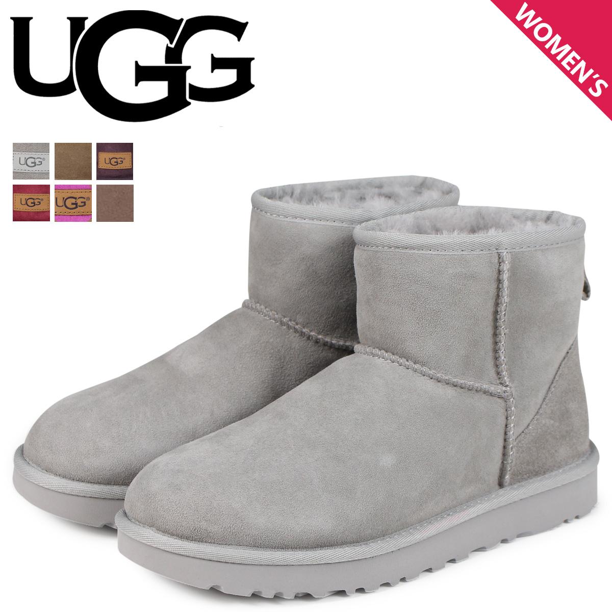 アグ UGG ムートン ブーツ クラシック ミニ 2 レディース WOMENS CLASSIC MINI 2 1016222