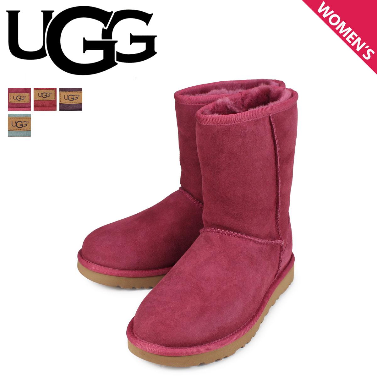 アグ UGG ムートン ブーツ クラシック ショート 2 WOMENS CLASSIC SHORT II 1016223 レディース