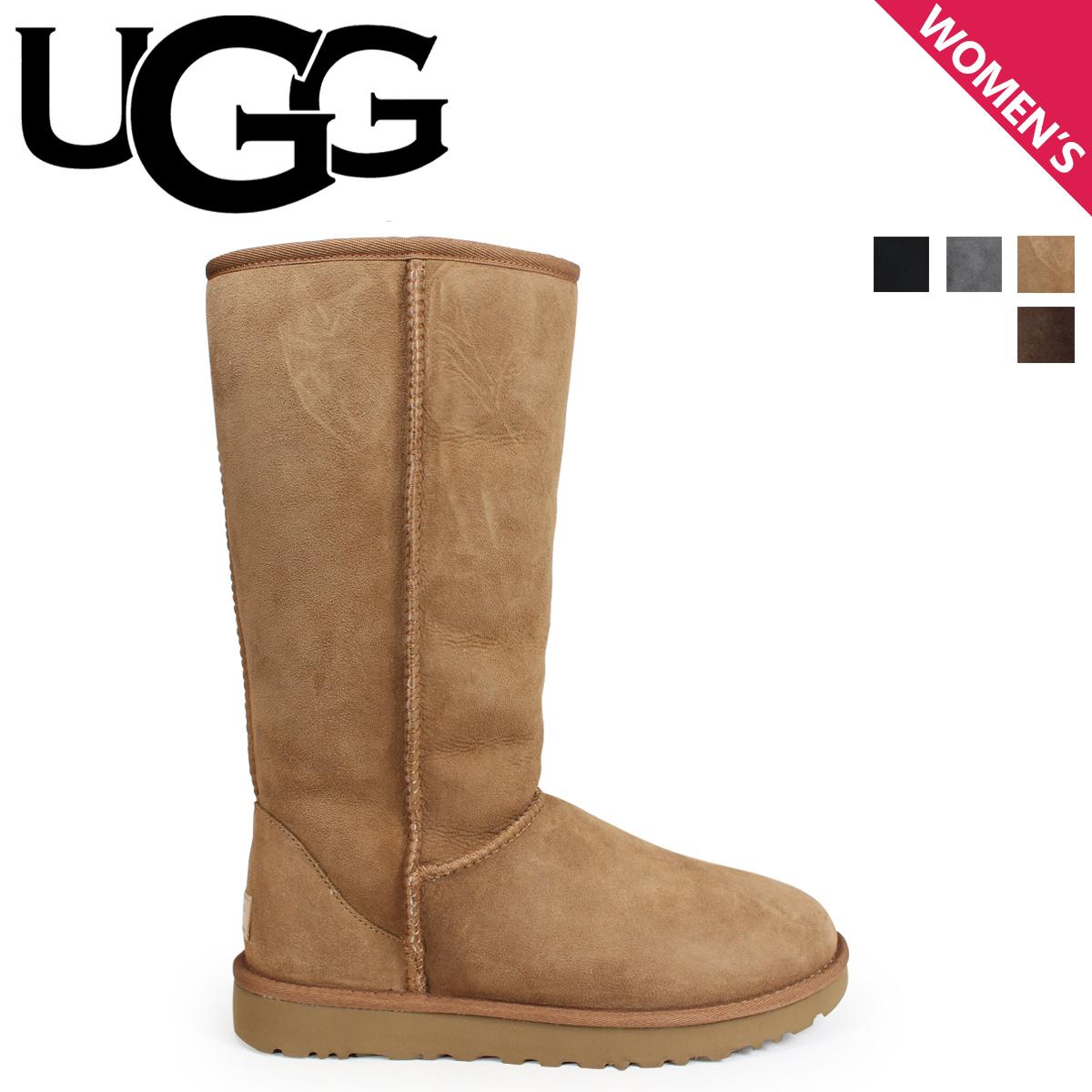 アグ UGG ムートン ブーツ クラシック トール CLASSIC TALL II BOOT 1016224 レディース