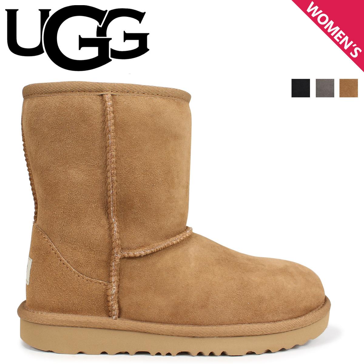 アグ UGG ムートン ブーツ クラシック 2 CLASSIC II 1017703K レディース キッズ