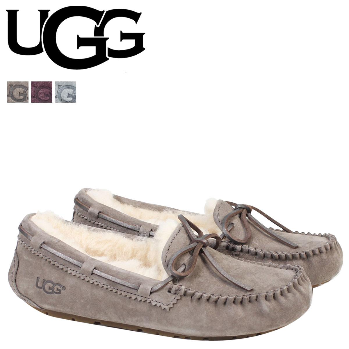 アンスレー ペンドルトン UGG Women Ansley Pendleton Slippers Chestnut モカシン アグ UGG レディース 【コンビニ受取対応商品】
