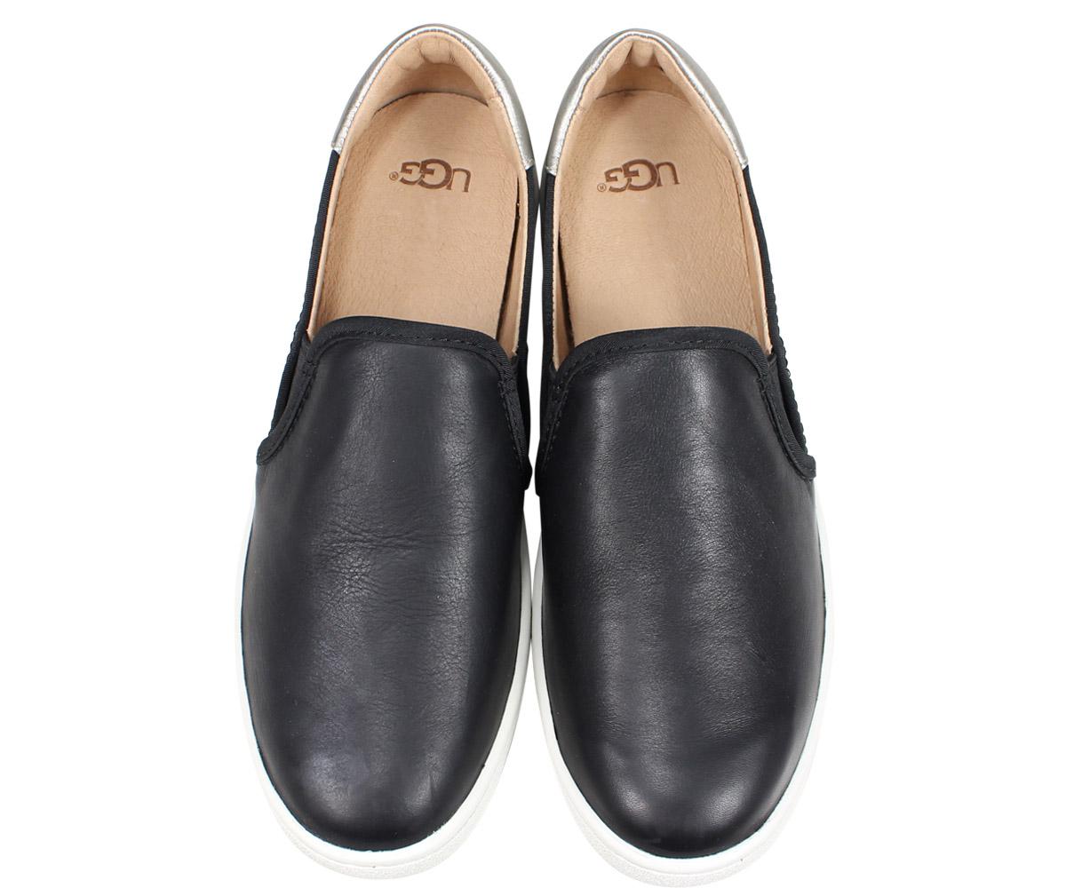 アグ UGG sneakers slip-ons Cass Lady s leather WOMENS CAS 1019108  1 18 Shinnyu  load  0b127c8a6