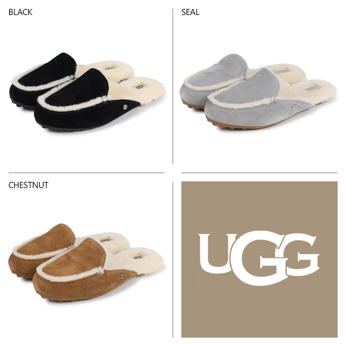 2e1626831 Sugar Online Shop: アグ UGG loafer slippers room shoes lane Lady's mouton  sheepskin WOMENS LANE 1020027 [1/18 Shinnyu load]   Rakuten Global Market