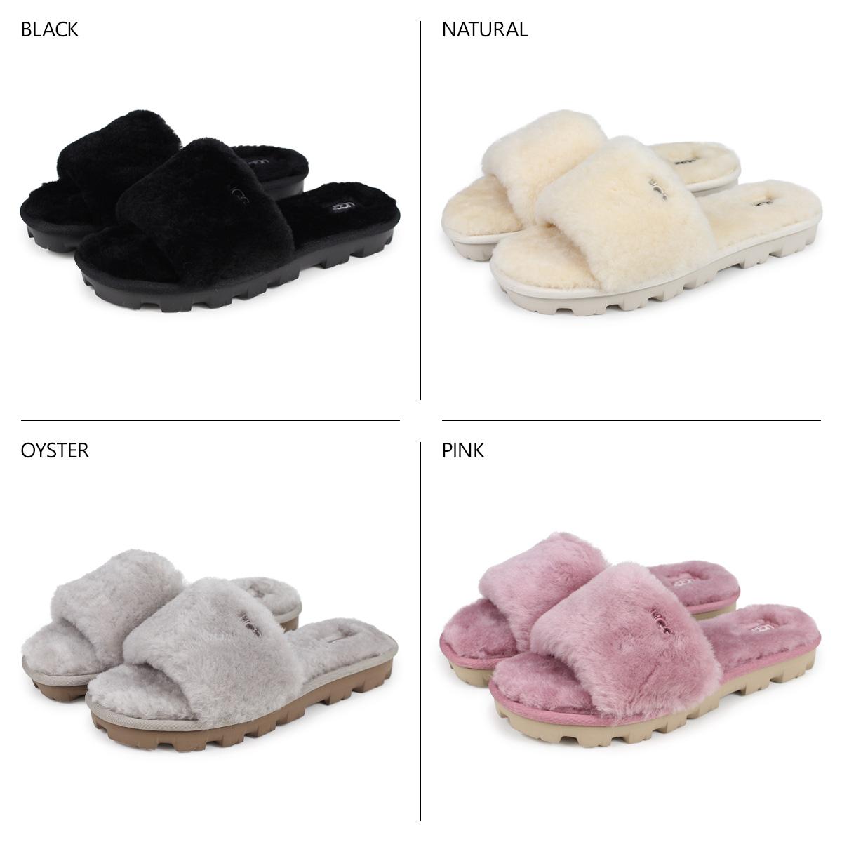 f3e6e16b77ce アグ UGG sandals farce ride sandals Cosette Lady s mouton sheepskin WOMENS  COZETTE 1100892  1 18 Shinnyu load