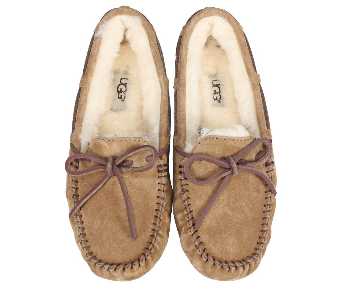 4b5374f6821 アグ UGG moccasins Dakota mouton shoes Lady's sheepskin WOMENS DAKOTA 5612  [the 7/6 additional arrival]