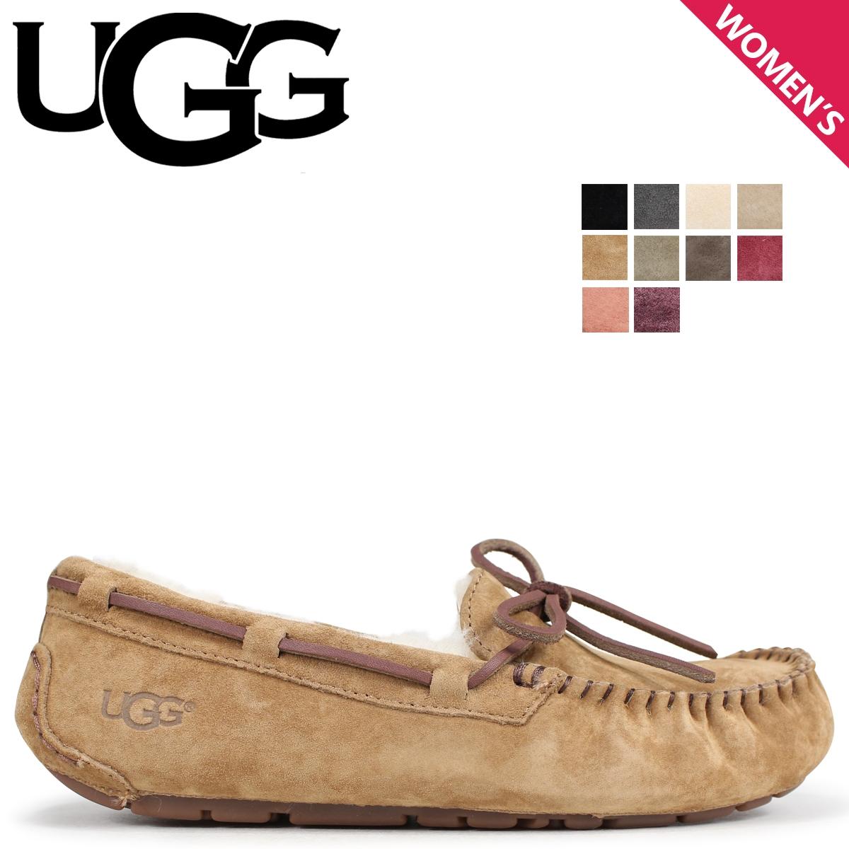 d3f654a4fb3 アグ UGG moccasins Dakota mouton shoes Lady's sheepskin WOMENS DAKOTA 5612  [the 7/6 additional arrival]