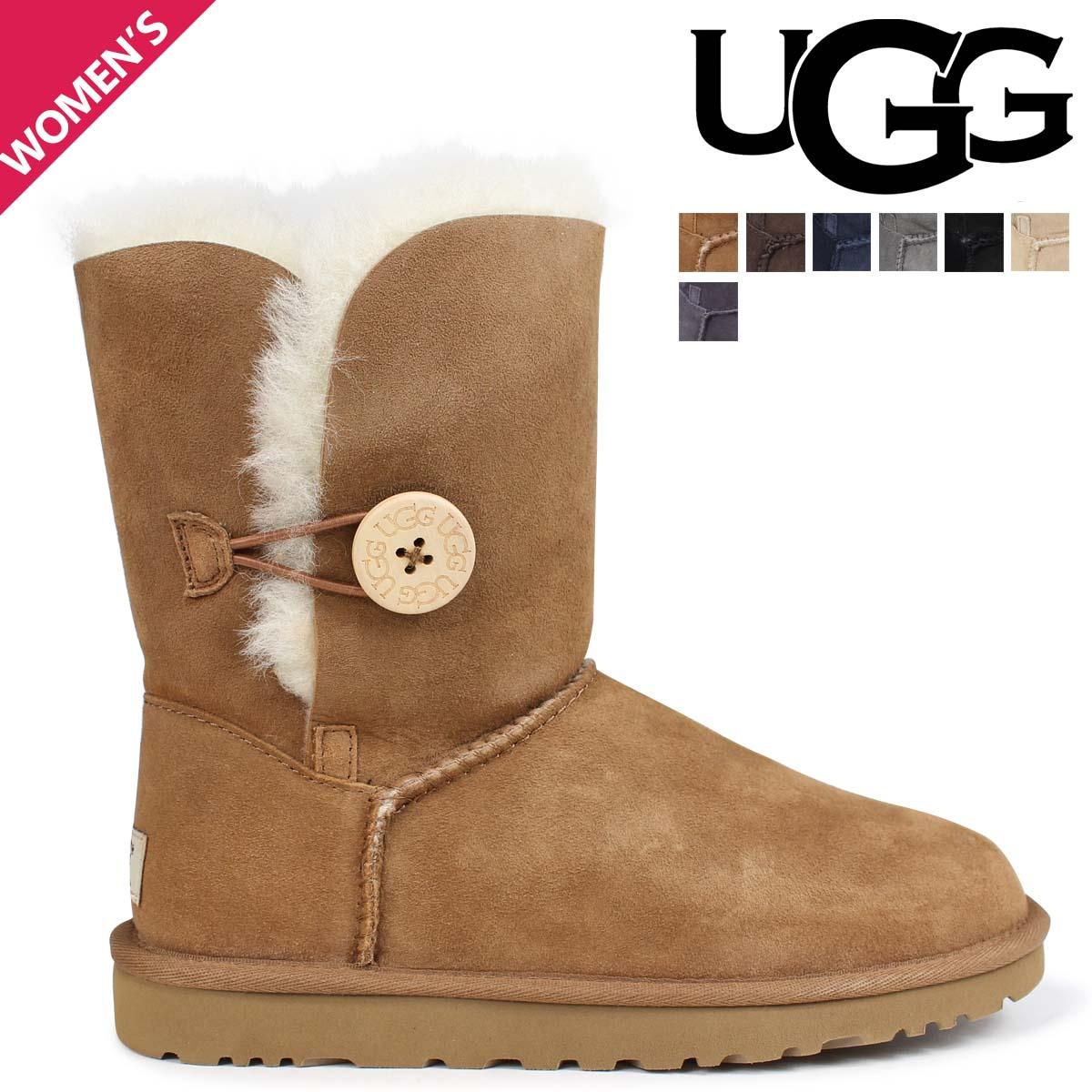 a19fd7bbe7e アグ UGG boots mouton boots Bailey button 2 Lady's Bailey button 2 5803  1016226 WOMENS BAILEY BUTTON II