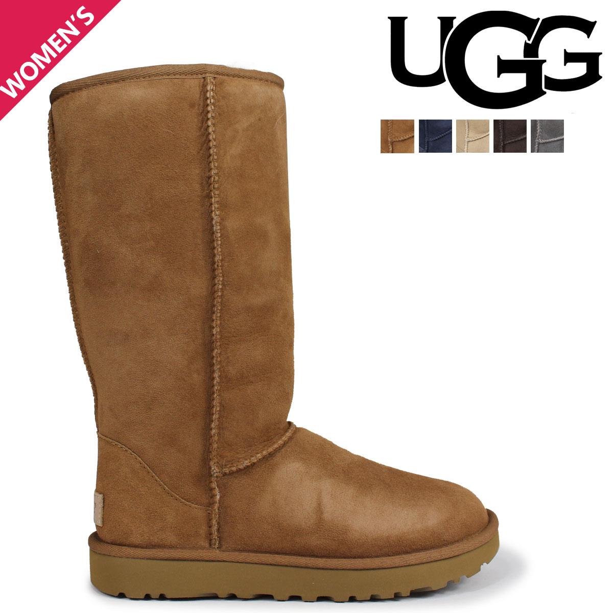 アグ UGG ムートンブーツ クラシック トール 2 レディース WOMENS CLASSIC TALL II 5815 1016224