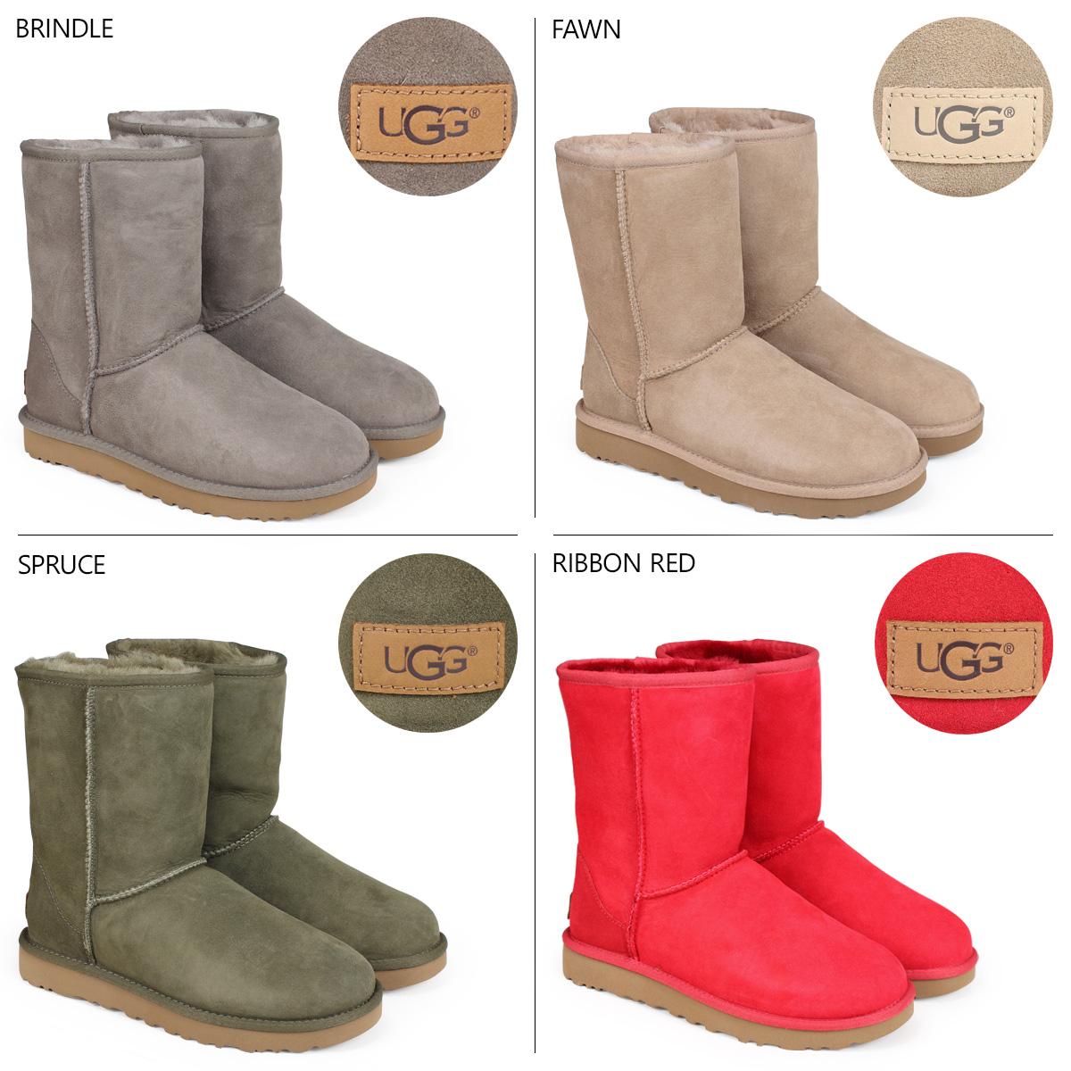 2151136aad2 アグ UGG mouton boots Lady's classical music short 2 WOMENS CLASSIC SHORT II  5825 1016223