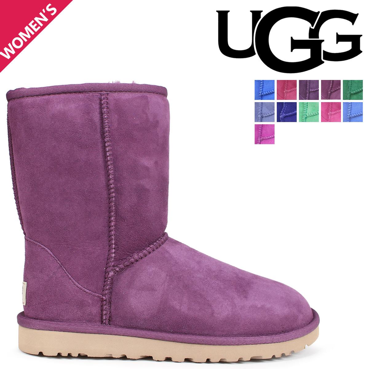 アグ UGG ブーツ ムートンブーツ クラシック ショート 2 レディース ショート2 5825 1016223 WOMENS CLASSIC SHORT 2