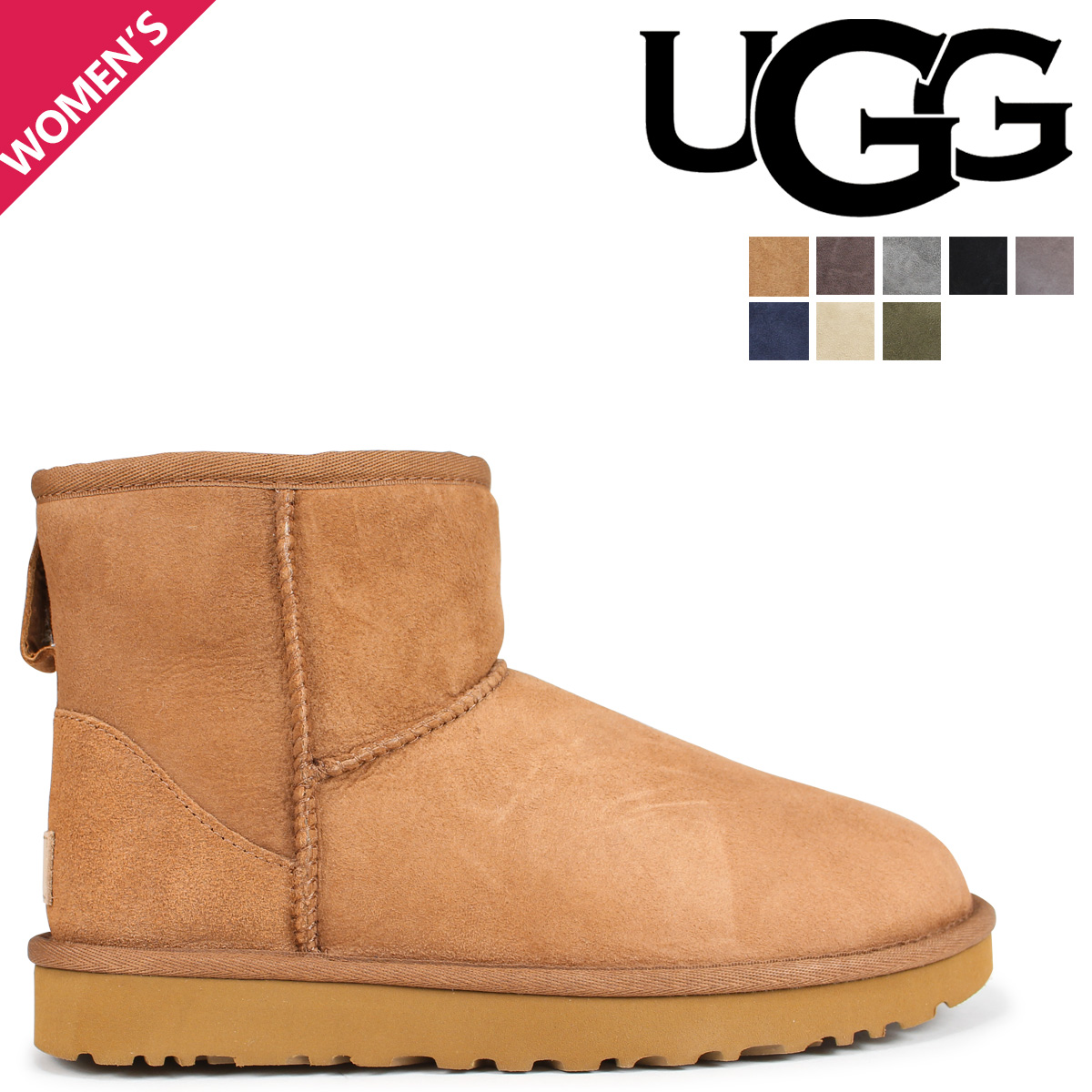 sugar online shop ugg ugg women s classic mini boots 5854 womens rh global rakuten com