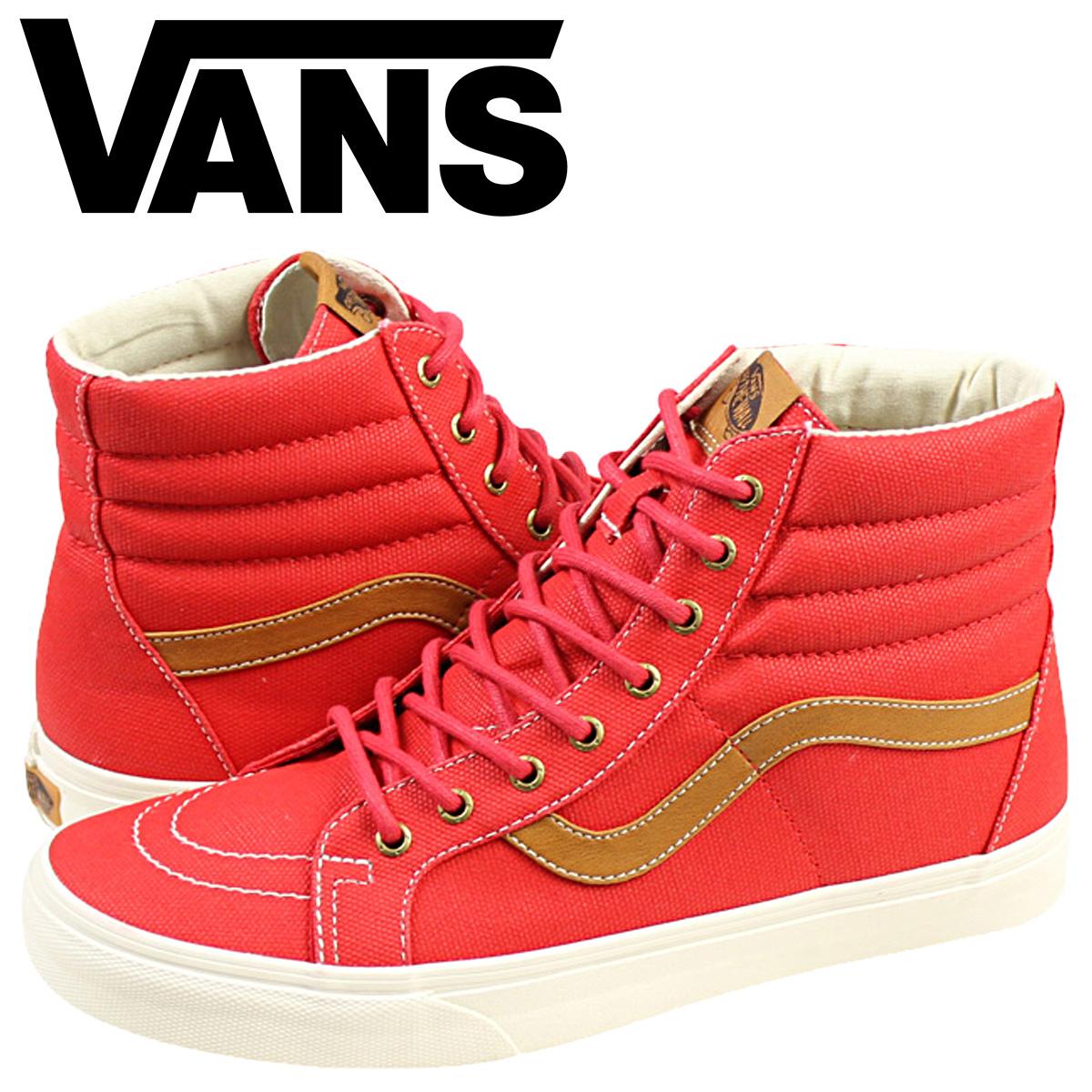 972f83abf5 Sugar Online Shop  Point 5 x vans VANS SK8-HI REISSUE Hi sneakers Skate  reissue canvas men s VN-0QG2DTN formula one