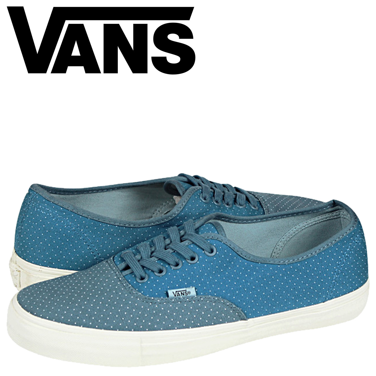 vans vault authentic lx micro dots