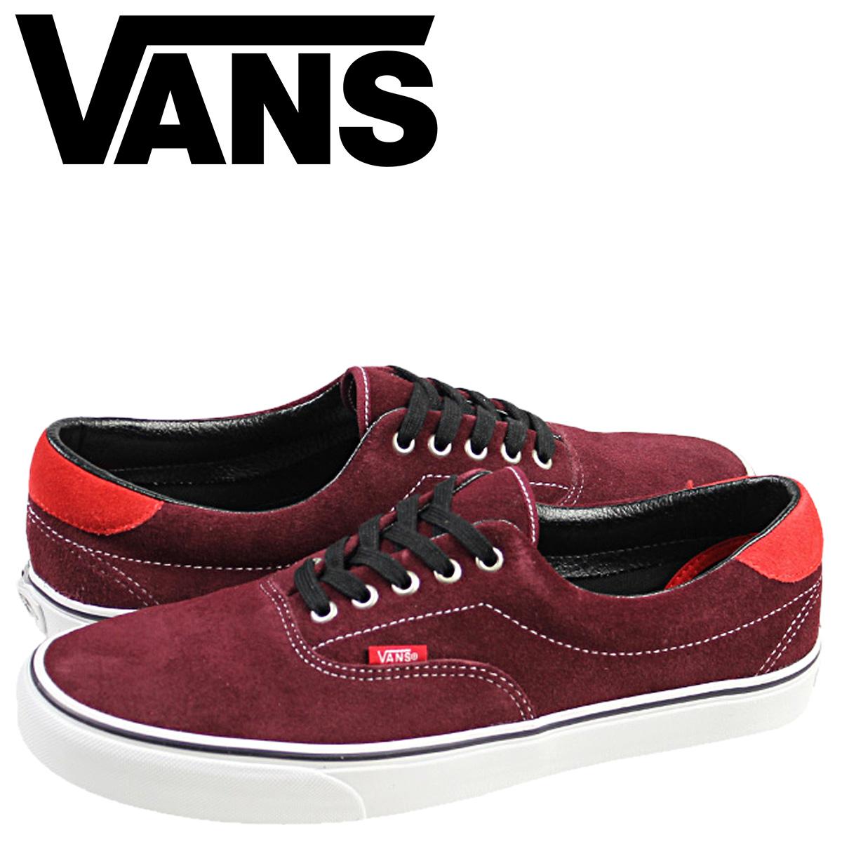 Sugar Online Shop  Vans VANS ERA 59 EARTHTONE SUEDE sneaker era fifty nine  Aston suede men s VN-0UC6DHZ Port Royal  regular   71a5da1e901e