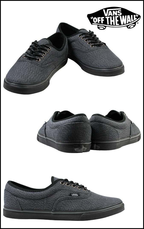 vans sneaker low canvas