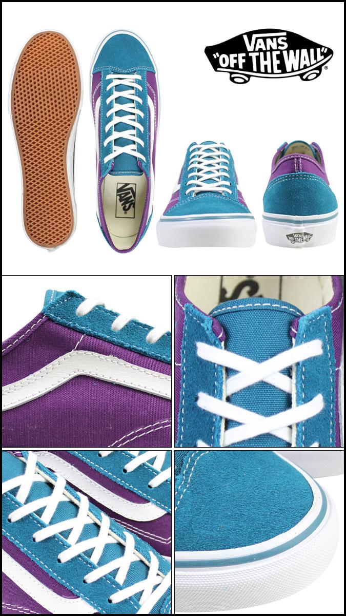 Sugar Online Shop  Vans VANS STYLE 36 SLIM sneakers style 36 slim ... d04146e95d