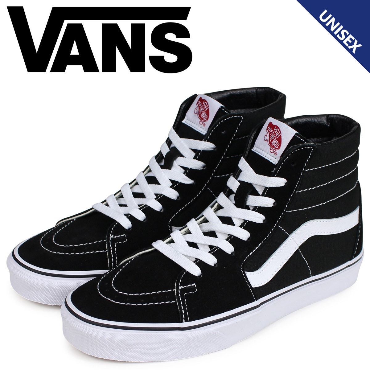 260167a576 Sugar Online Shop  Vans SK8-HI sneakers men VANS station wagons ...