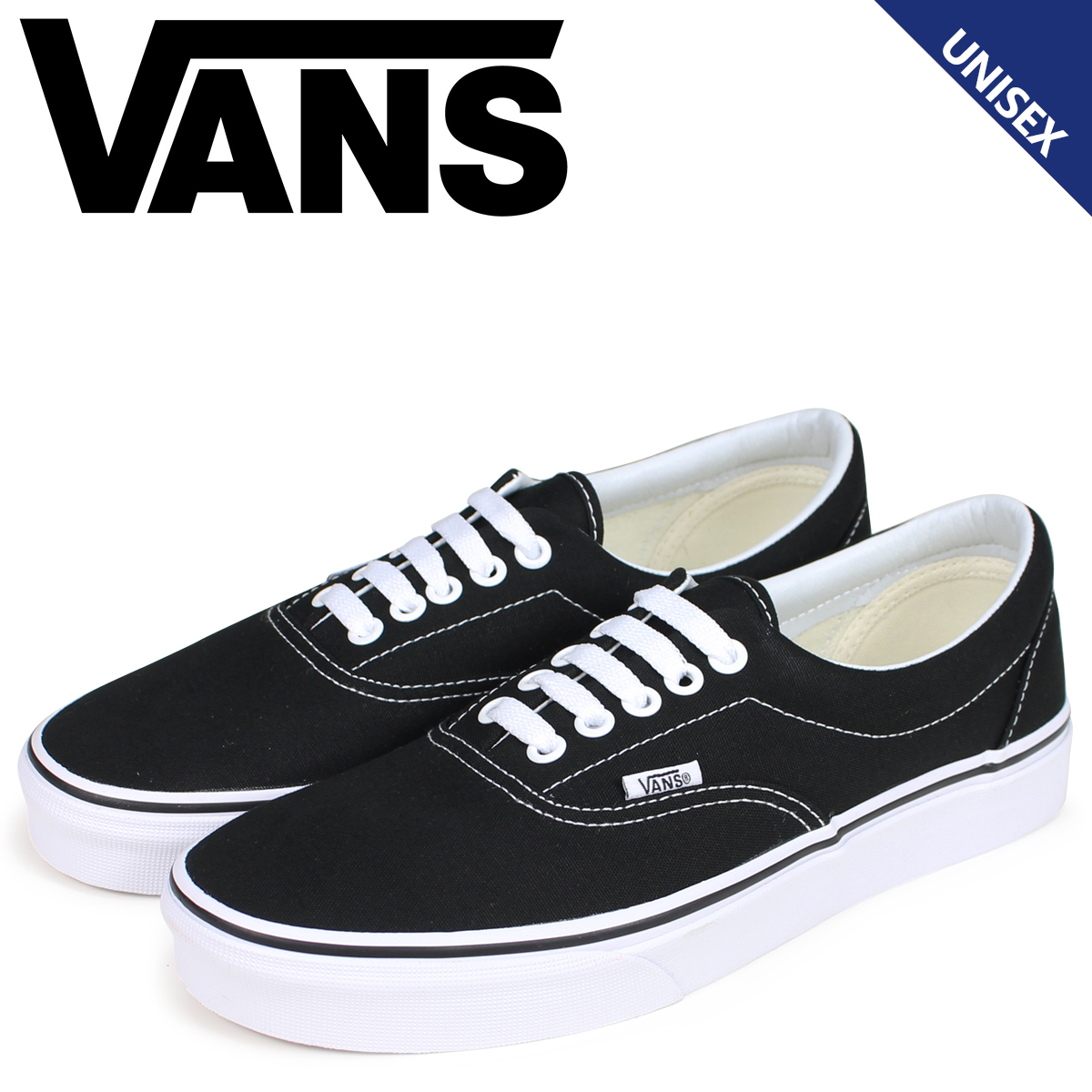 7caf5c68b3 Vans VANS ERA sneakers gills men gap Dis station wagons VN000EWZBLK black  black  the load planned additional arrival in reservation product 3 26  containing