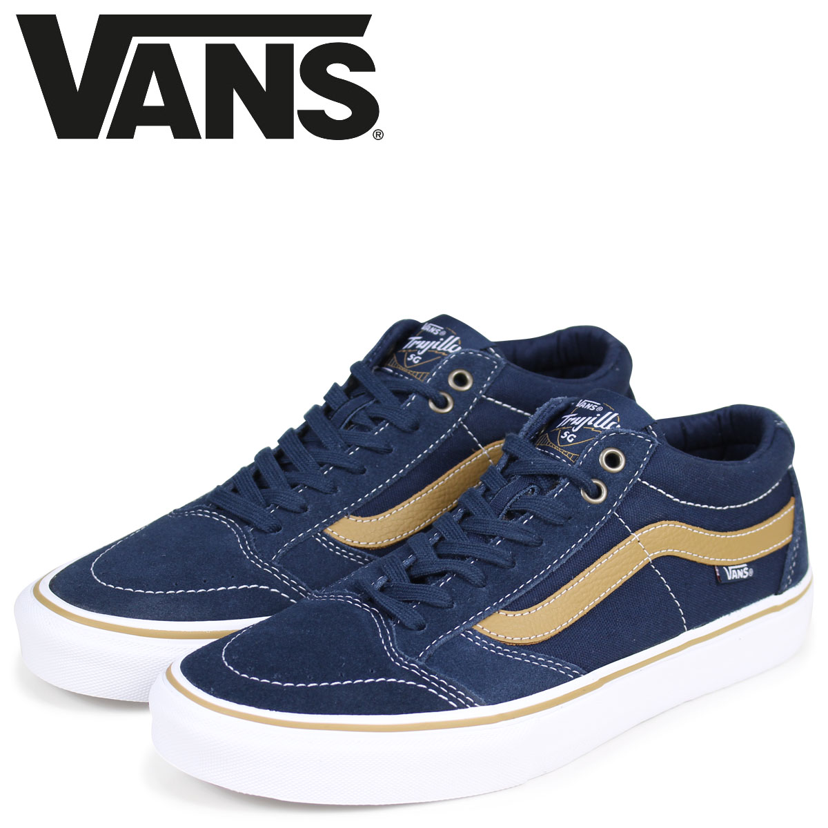 608adcf8c8bf Sugar Online Shop  Vans TNT SG sneakers men VANS ヴァンズトニー ...