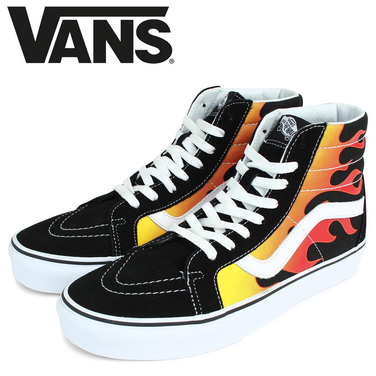 209dd05936b4ae Sugar Online Shop  Vans SK8-HI sneakers men VANS station wagons ...