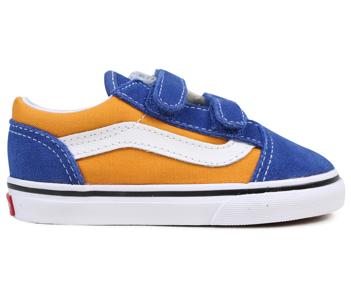 Vans old school baby sneakers VANS station wagons OLD SKOOL V VN0A344KQ1B blue