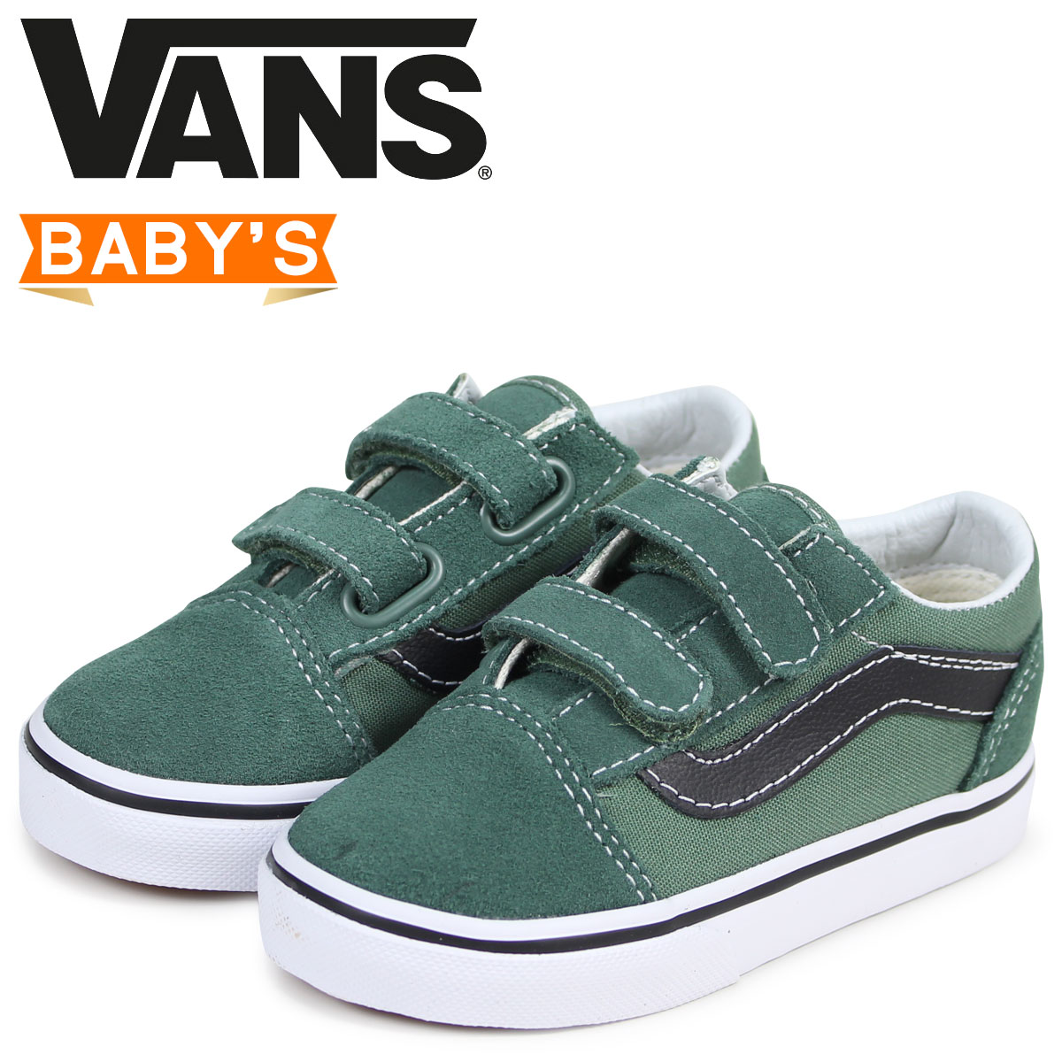 vans old skool baby