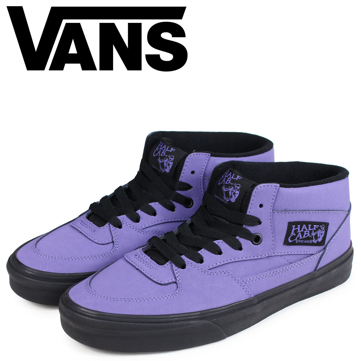 e41118c1a5 Vans VANS HALF CAB sneakers men station wagons half cab purple VN0A348EUMK   load planned Shinnyu load in reservation product 1 11 containing