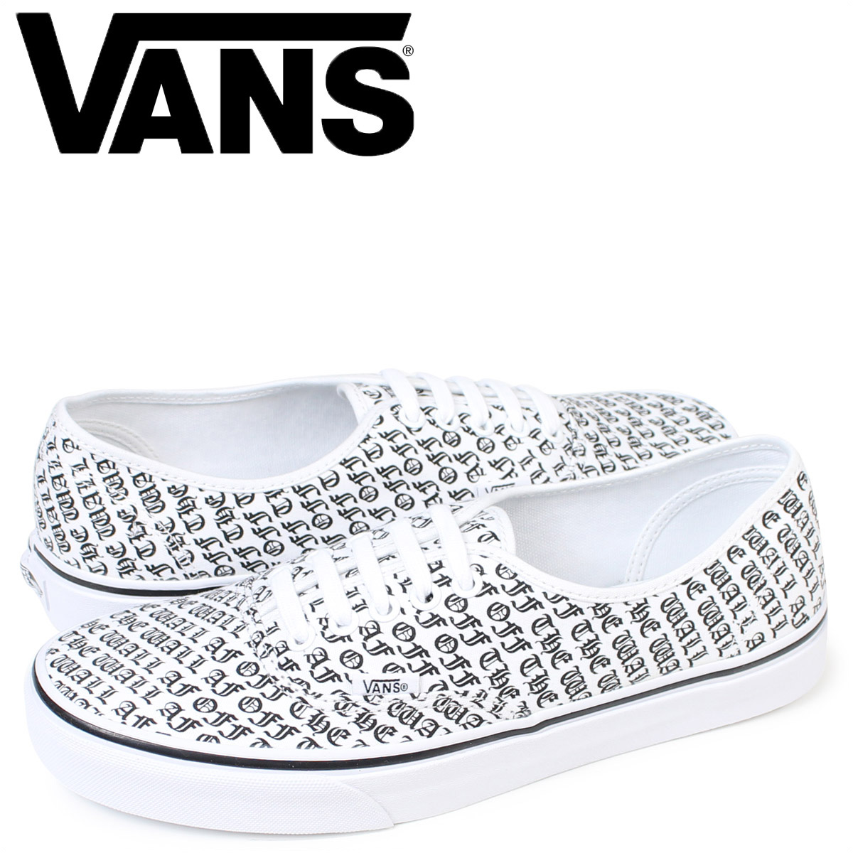 eee7f171a3 Sugar Online Shop  VANS authentic sneakers men vans station wagons ...