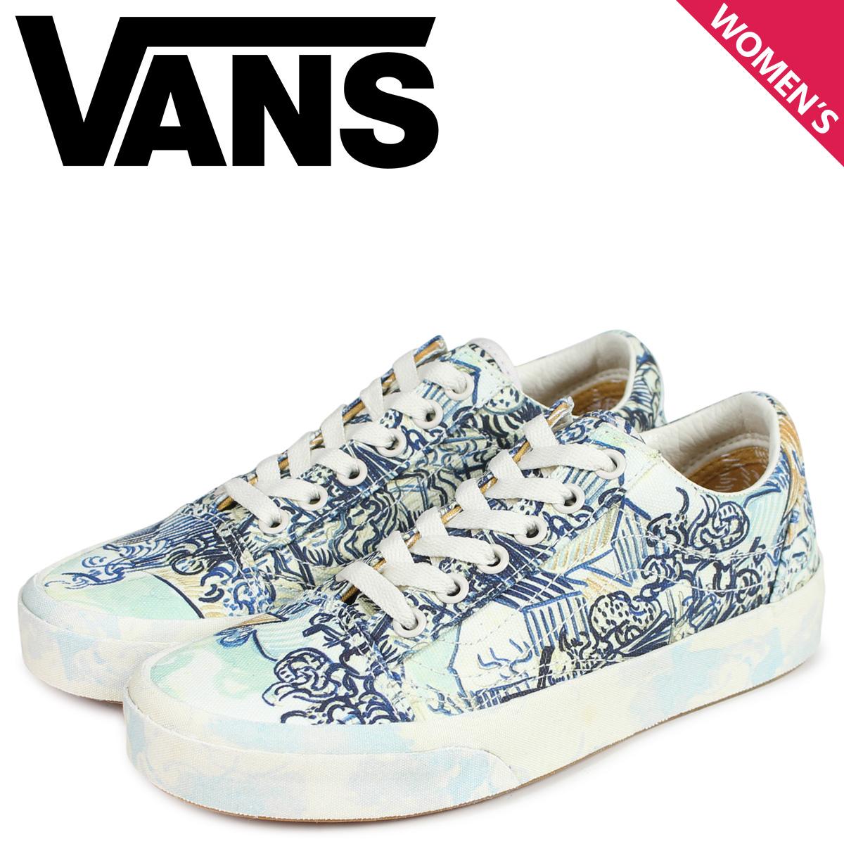 Vans VANS old school sneakers Lady's station wagons Gogh OLD SKOOL multi VN0A38G1UAX