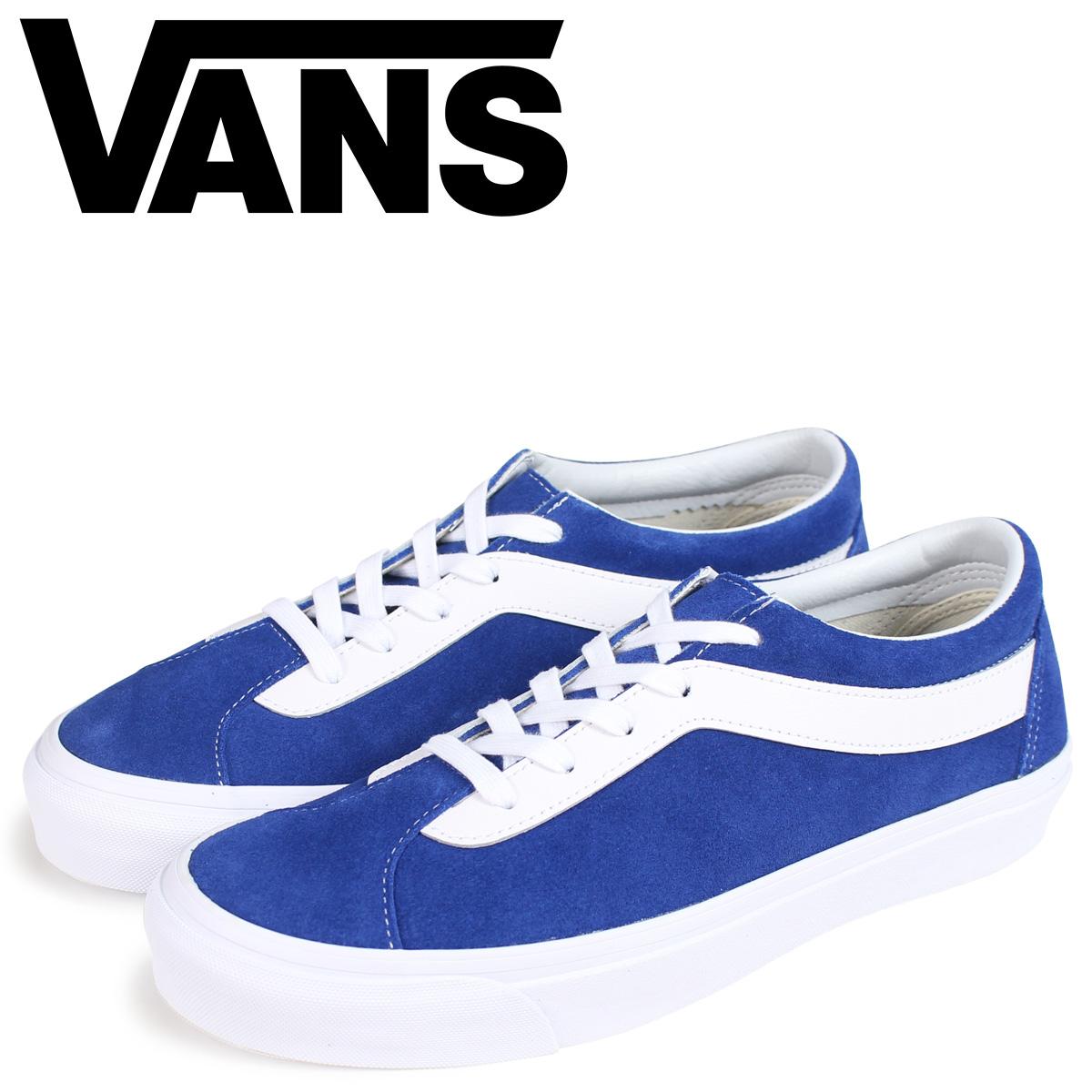 バンズ ボールドニー スニーカー メンズ VANS ヴァンズ BOLD NI VN0A3WLPULD ブルー