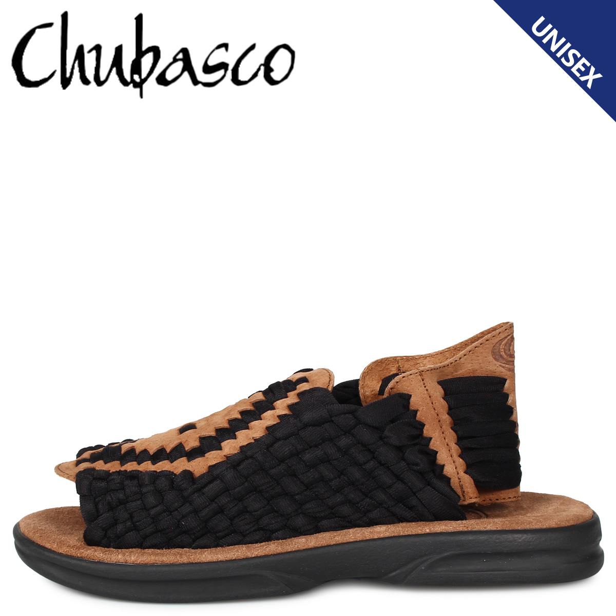 CHUBASCO チュバスコ アズテック サンダル スポーツサンダル メンズ レディース AZTEC ブラウン A80421