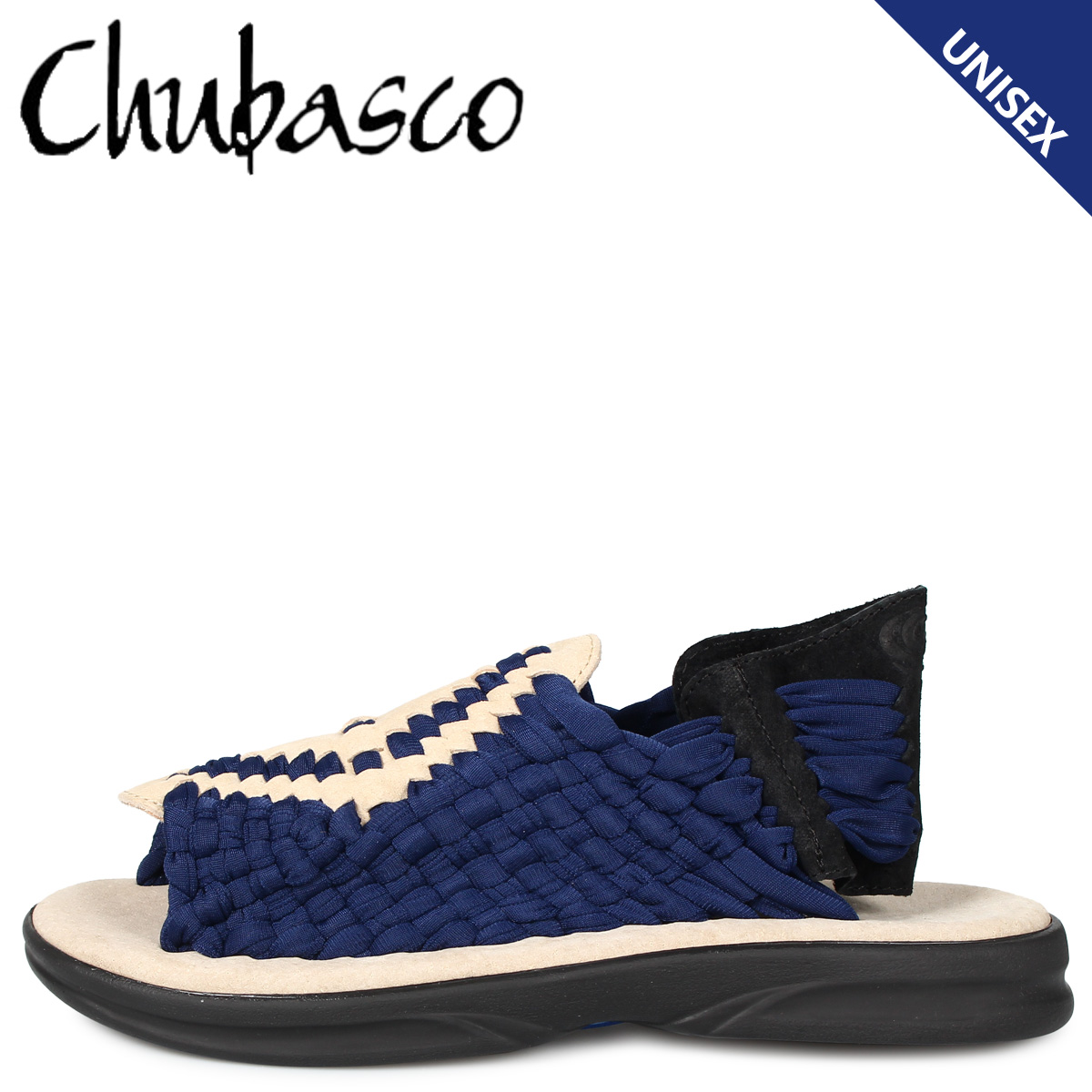 CHUBASCO チュバスコ アズテック サンダル スポーツサンダル メンズ レディース AZTEC ネイビー AZ16020O