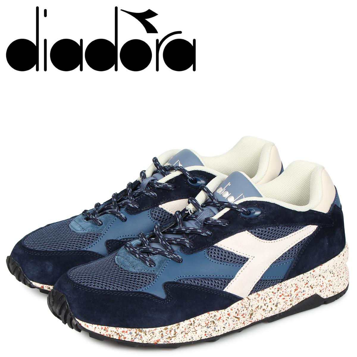Diadora ディアドラ エクリプス プレミアム スニーカー メンズ ECLIPSE PREMIUM ブルー 175092-0033
