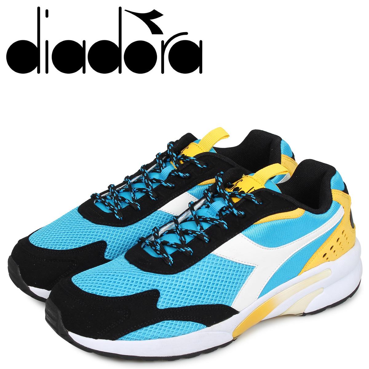 Diadora ディアドラ ディスタンス 280 スニーカー メンズ DISTANCE 280 ブルー 175099-5099