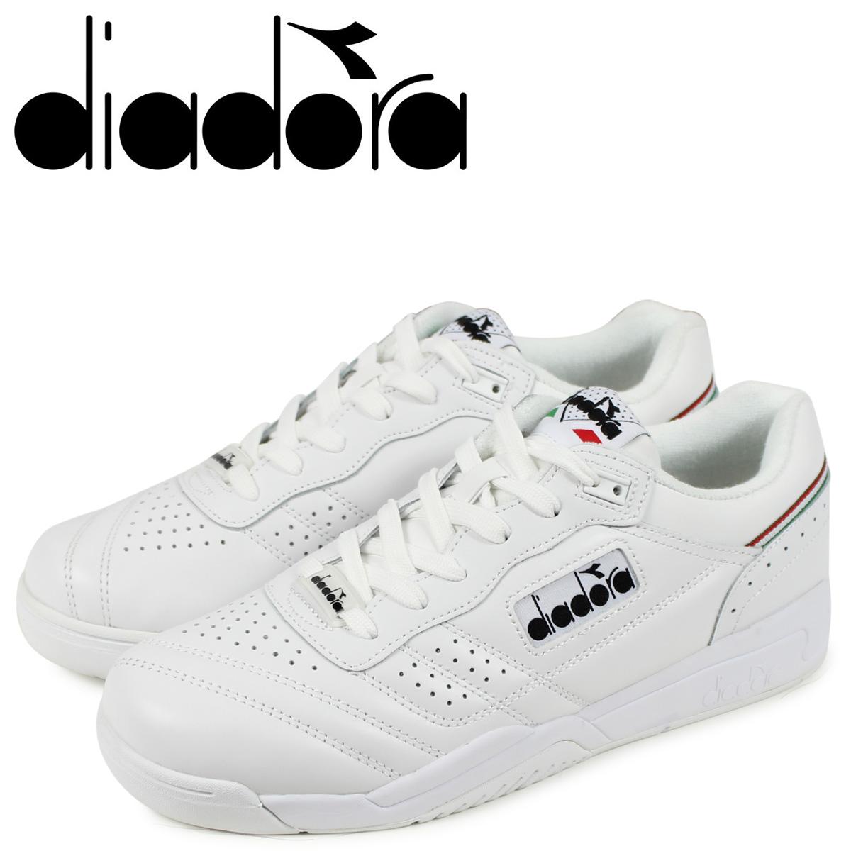 Diadora ディアドラ アクション スニーカー メンズ ACTION ホワイト 白 175361-0006