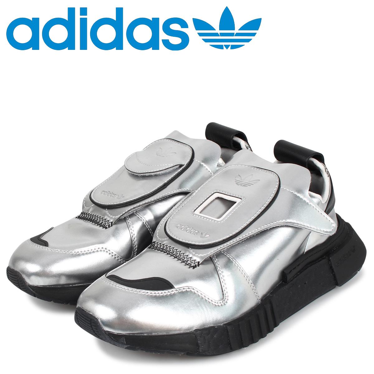 adidas Originals アディダス オリジナルス フューチャーペーサー スニーカー メンズ FUTURPACER シルバー EE5002