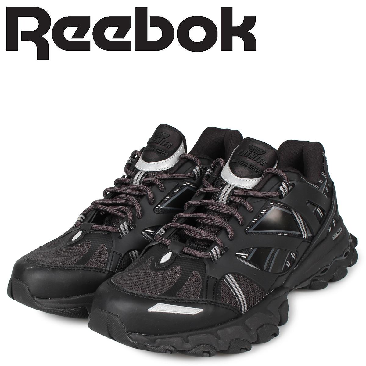 Reebok リーボック ディーエムエックス トレイル シャドウ スニーカー メンズ DMX TRAIL SHADOW ブラック 黒 EF8811