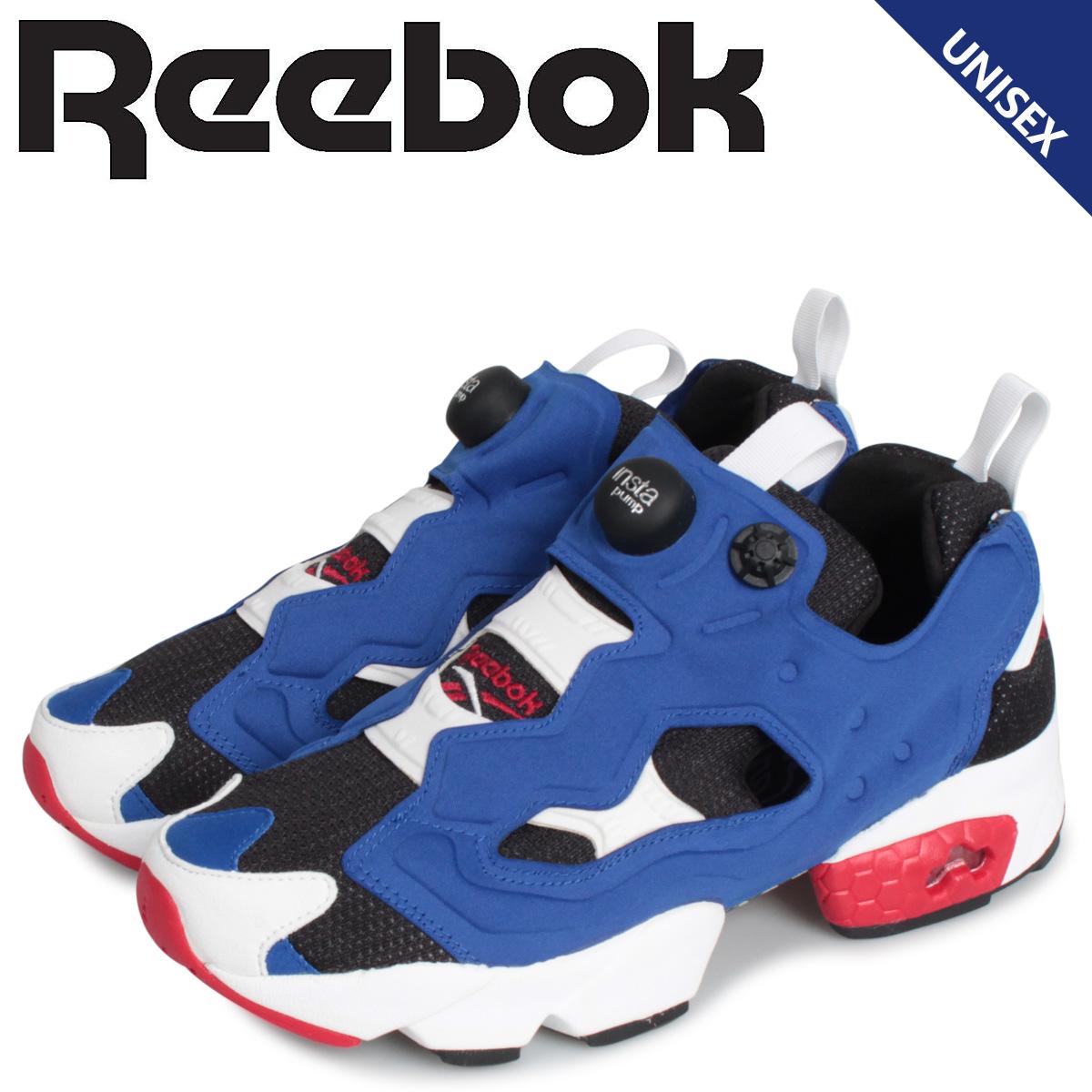 Reebok リーボック インスタ ポンプフューリー スニーカー メンズ レディース INSTAPUMP FURY OG RI ブルー M40934