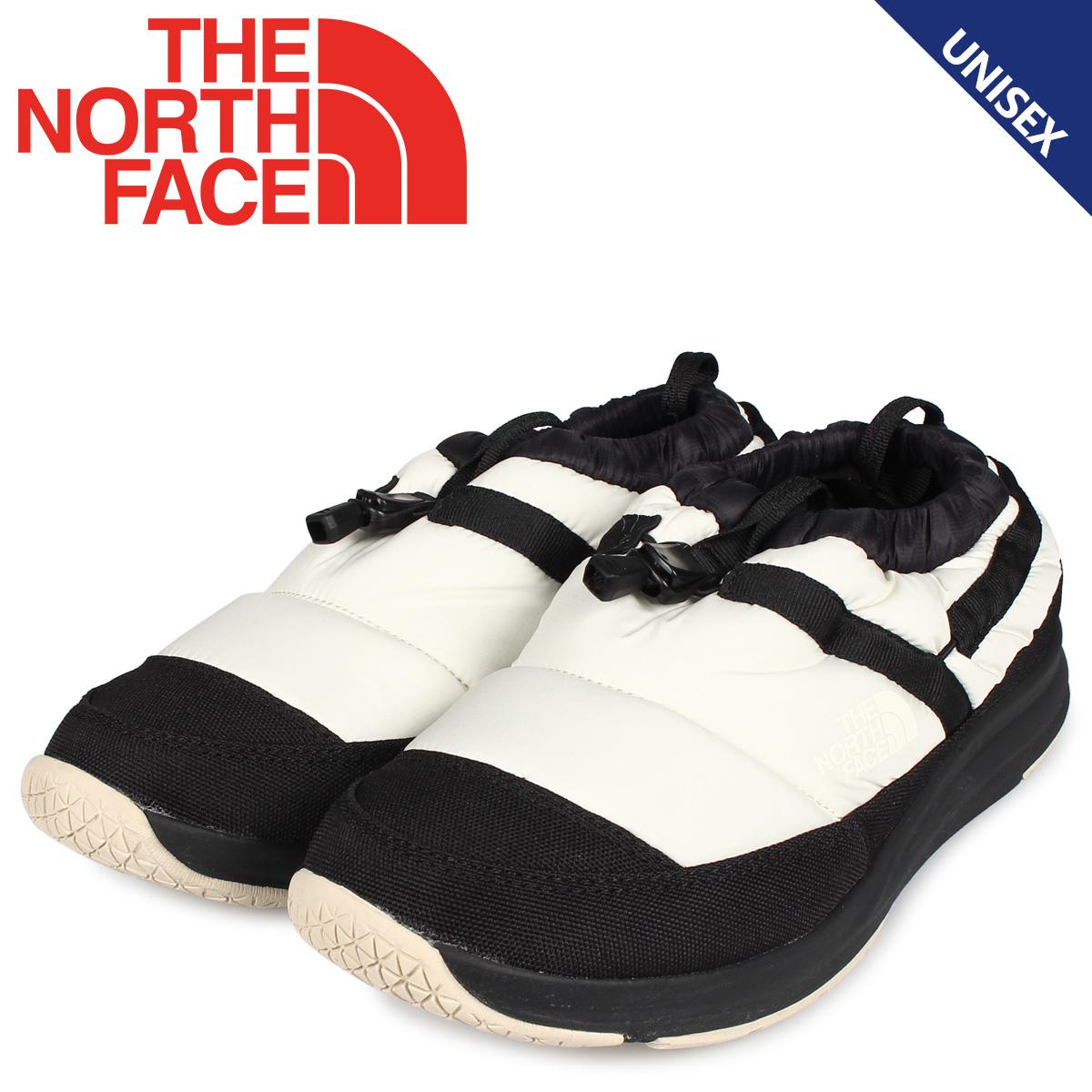 THE NORTH FACE ノースフェイス ヌプシ トラクションライト モック 4 シューズ スリッポン メンズ レディース NUPTSE TRACTION LITE MOC 4 ホワイト 白 NF51985