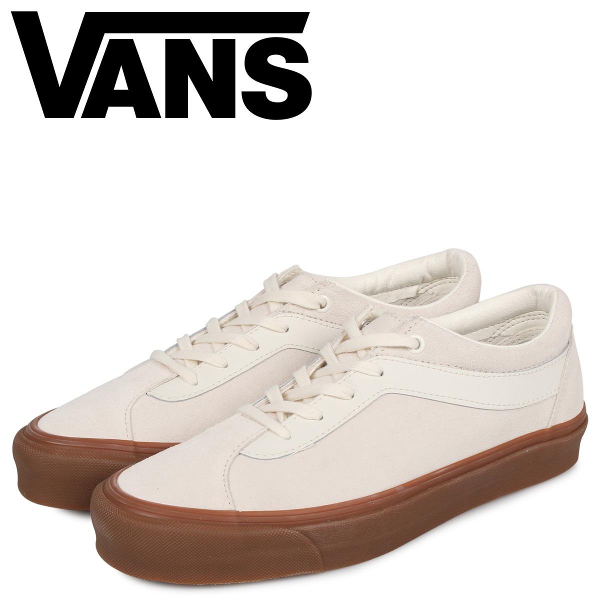バンズ VANS BOLD NI スニーカー メンズ ヴァンズ ボールド ホワイト 白 VN0A3WLPT95
