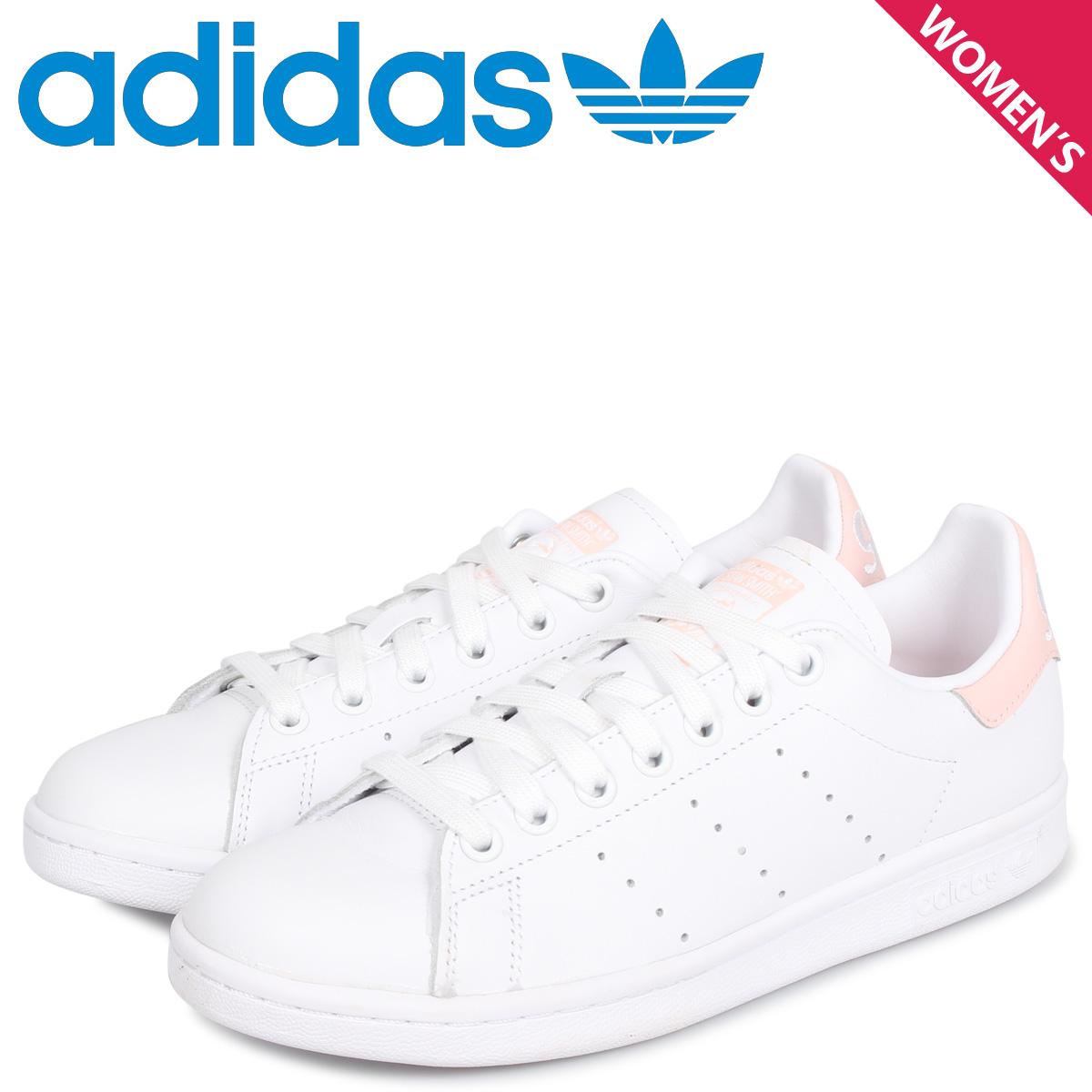 adidas Originals アディダス オリジナルス スタンスミス スニーカー レディース STAN SMITH W ホワイト 白 EE5865