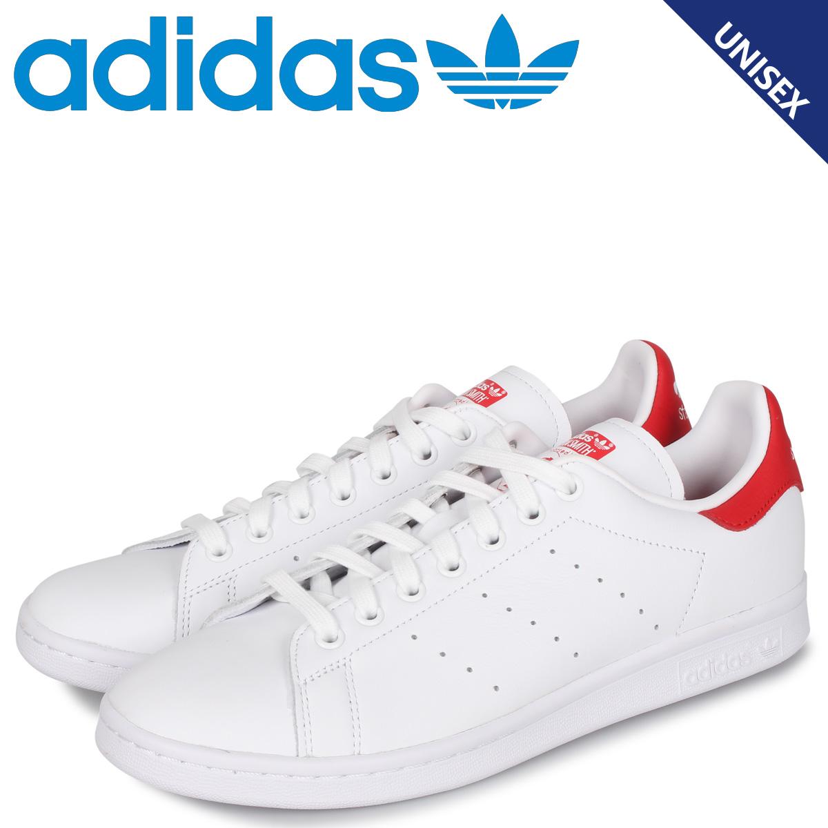 adidas Originals アディダス オリジナルス スタンスミス スニーカー メンズ レディース STANSMITH ホワイト 白 EF4334