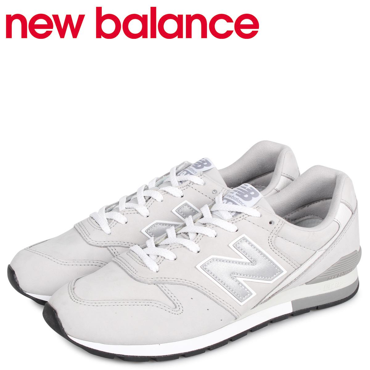 new balance ニューバランス 996 スニーカー メンズ Dワイズ グレー CM996RD [4/13 追加入荷]