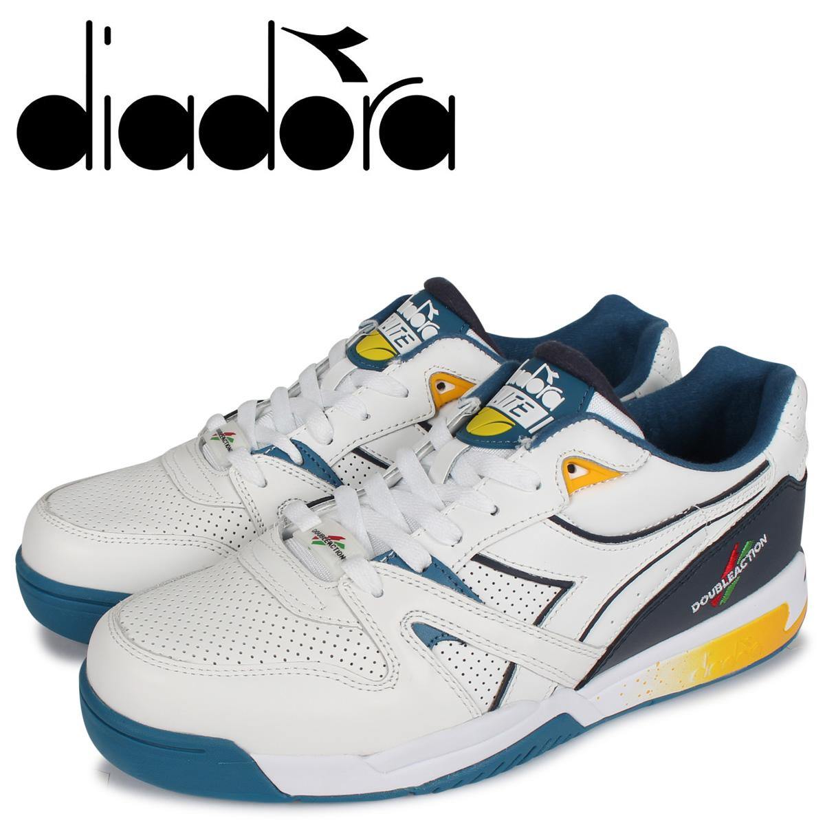 Diadora ディアドラ デュラテック エリート スニーカー メンズ DURATECH ELITE ホワイト 白 175729-8015