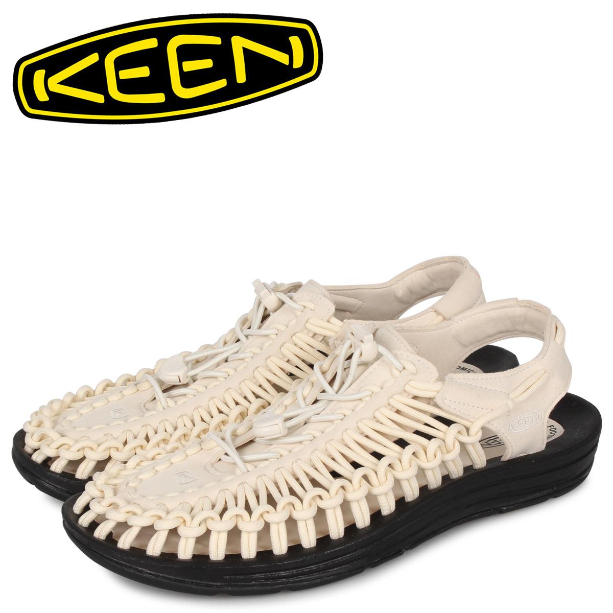 KEEN キーン ユニーク サンダル スポーツサンダル メンズ UNEEK ホワイト 白 1023045