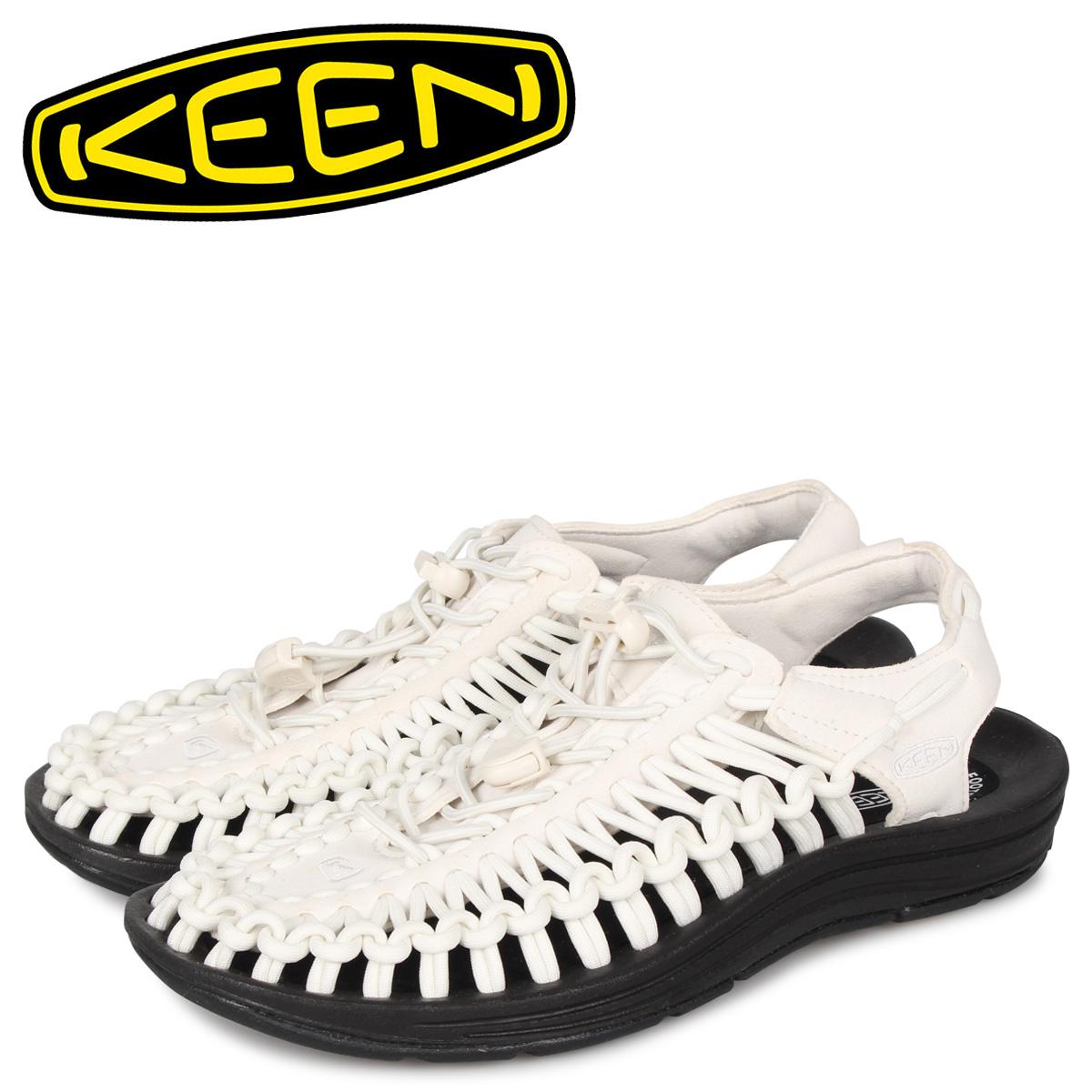 KEEN キーン ユニーク サンダル スポーツサンダル レディース UNEEK ホワイト 白 1023170