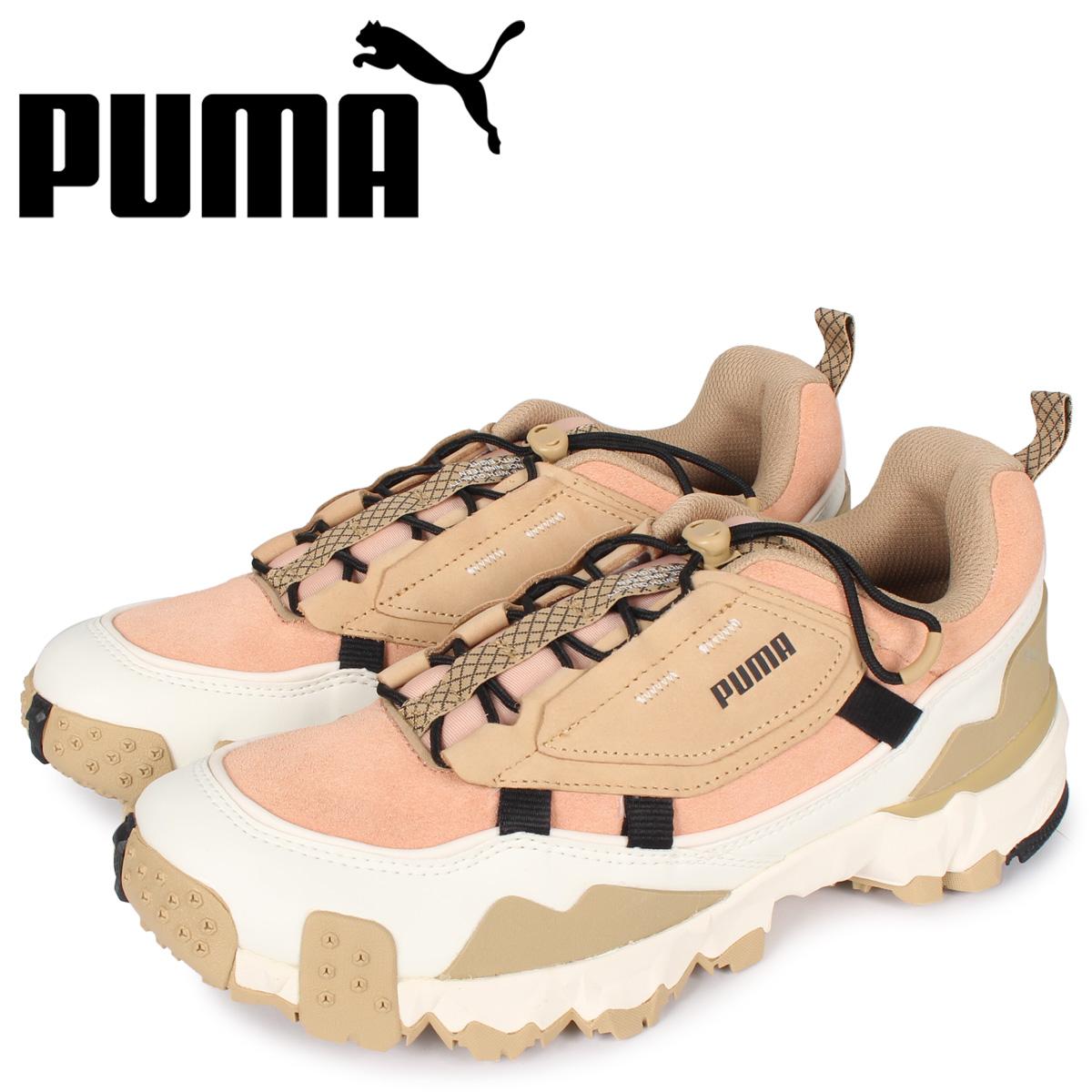 PUMA プーマ トレイルフォックス スニーカー メンズ TRAILFOX OVERLAND PG ピンク 37147501