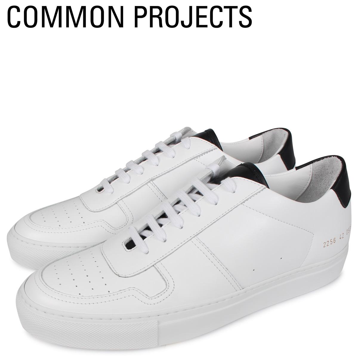 Common Projects コモンプロジェクト ボール ロー レトロ スニーカー メンズ BALL LOW RETRO ホワイト 白 2256-0506 [4/2新入荷]