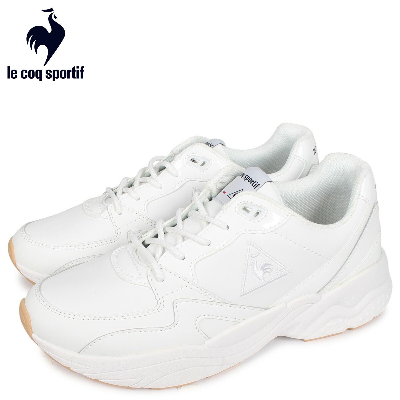 le coq sportif ルコック スポルティフ スニーカー メンズ LCS R1800 ホワイト 白 QL1PJC27WH [3/28 新入荷]