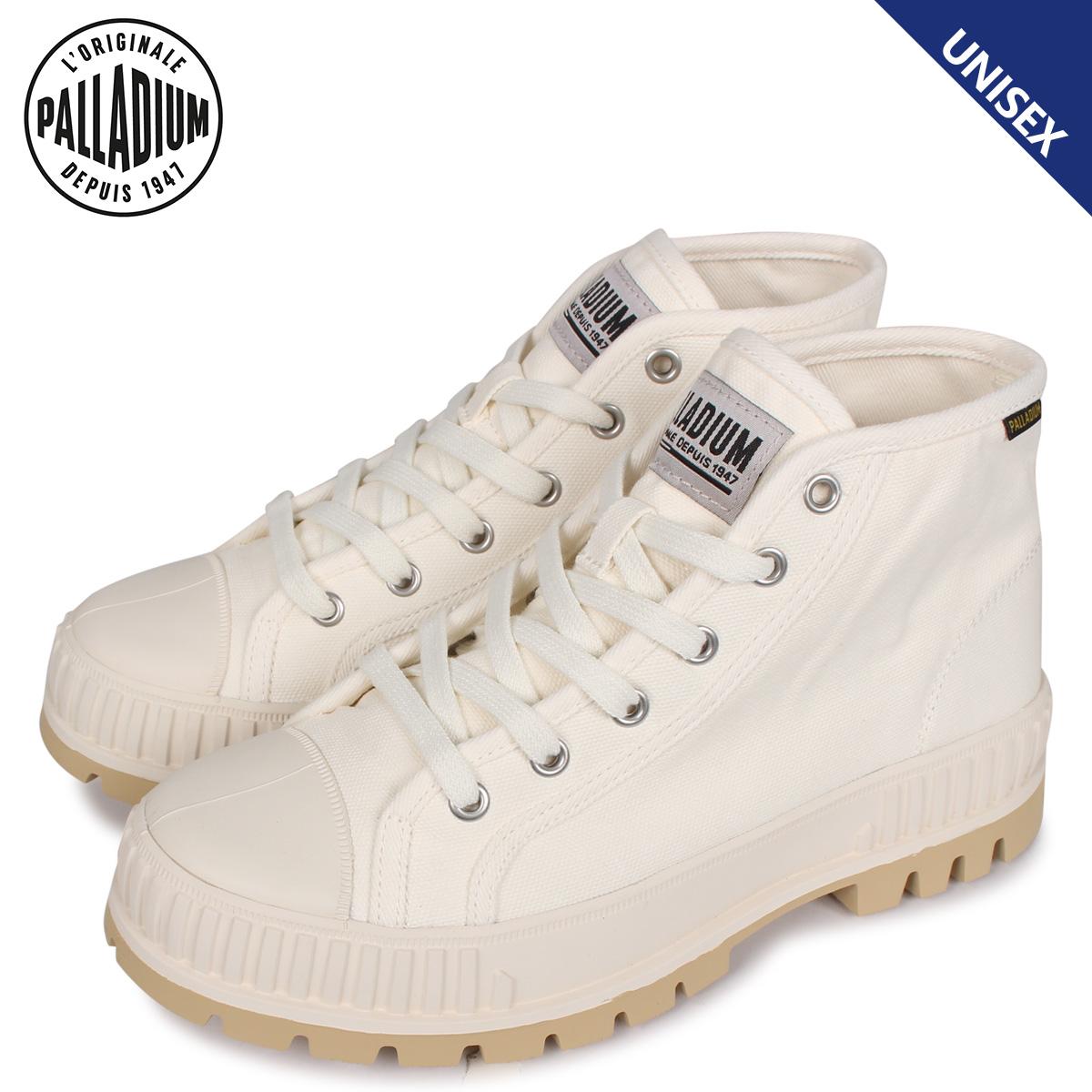 PALLADIUM パラディウム パラショック ミッド スニーカー メンズ レディース PALLASHOCK MID OG ホワイト 白 76681-051